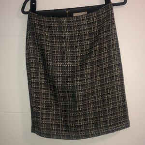 SALE! Banana Republic tweed skirt